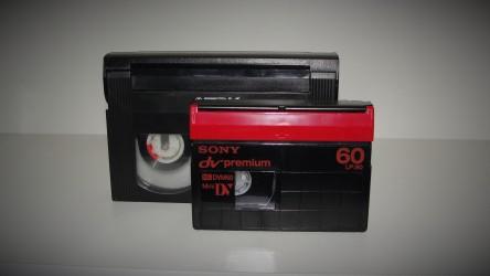 Przegrywanie kaset mini dvd, przegrywanie kaset video 8, przegrywanie kaset vhs-c, przegrywanie kaset video 8